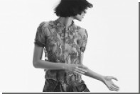 Российские манекенщики снялись в рекламе Giorgio Armani