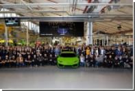 Lamborghini назвали лучшим работодателем Италии