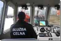 Польская таможня прекратит работу с 1 марта