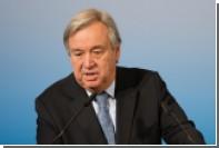 Генсек ООН выразил соболезнования в связи с кончиной Чуркина