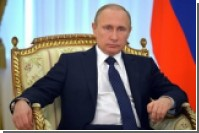 Путин встретился с президентом Казахстана