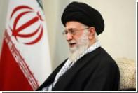 Хаменеи поблагодарил Трампа за показанное истинное лицо США