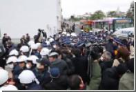 Японские и южнокорейские националисты устроили массовуюдраку