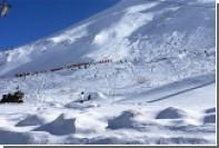 В итальянских Альпах погибли четыре скалолаза