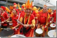 23 участника карнавала в Германии пострадали от газовой атаки