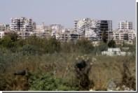 Наступление сирийской армии на позиции ИГ в провинции Хомс попало на видео
