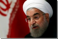Иранский президент назвал Трампа новичком в политике