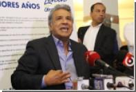 Экзитполы сообщили о лидерстве Ленина Морено на выборах президента Эквадора