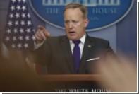 CNN узнал о недовольстве Трампа работой своего пресс-секретаря