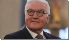 Франк-Вальтер Штайнмайер избран президентом Германии