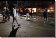 Взрыв произошел в Париже