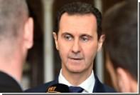 В Госдуме заявили о готовности Асада к переговорам с вооруженной оппозицией