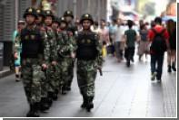 Власти китайского Синьцзяна выдадут 100 миллионов юаней за сведения о терактах