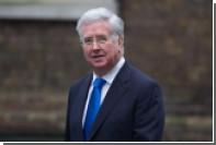 Министр обороны Великобритании назвал сроки окружения Ракки