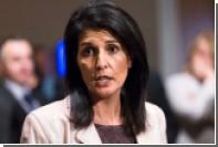 Белый дом прокомментировал высказывание постпреда США при ООН о Крыме