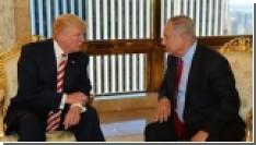 Трамп провел переговоры с премьер-министром Израиля