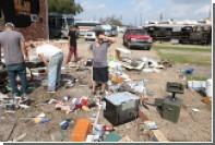 Число пострадавших от серии торнадо в Луизиане достигло 40 человек