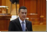 Протесты убедили румынского премьера отказаться от идеи амнистии коррупционерам
