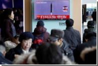 Россия назвала ракетный пуск КНДР вопиющим пренебрежением резолюциями СБ ООН