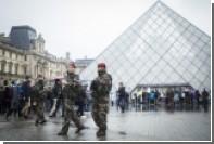 Атаковавший военный патруль у Лувра мужчина отказался от дачи показаний