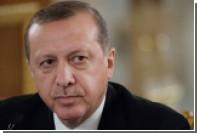 Эрдоган назвал конечную цель в Сирии