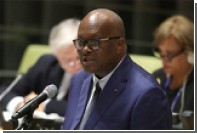 Глава МИД Буркина-Фасо одобрил идею Путина об антитеррористическом фронте