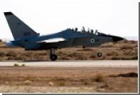Авиация Израиля нанесла удар по позициям ХАМАС в секторе Газа