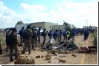 Сотрудники израильских сил безопасности начали ликвидацию поселения Амон
