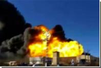 На химзаводе в испанской Валенсии произошел взрыв