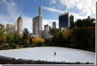 В Нью-Йорке подростки провалились под лед при попытке сделать групповое селфи