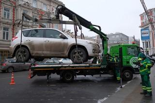 Компания по эвакуации машин заявила о низкой рентабельности бизнеса