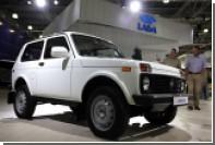 Для новой Lada 4X4 разработают брутальный дизайн