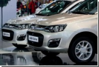 Продажи легковых машин в январе упали на 5 процентов