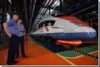 Китай создаст для ВСМ Москва — Казань сверхскоростные поезда