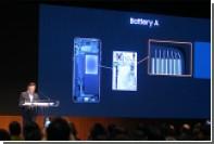 Sony спасет Samsung от взрывающихся аккумуляторов