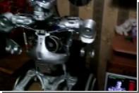 Программист из Перми распечатал терминатора на 3D-принтере