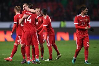 Сборная России по футболу сыграет с аргентинцами в Москве