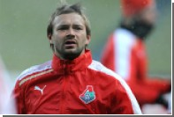 Сычев начал карьеру в пляжном футболе