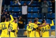 «Ростов» разгромил чешскую «Спарту» в плей-офф Лиги Европы