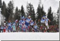 Российские биатлонисты остались без медалей в последней гонке на ЧМ