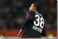 Футболист «Байера» забил 50-тысячный мяч в истории Бундеслиги