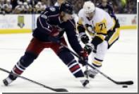 Малкин отдал 500-ю передачу в НХЛ
