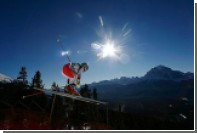 Суд оставил в силе отстранение подозреваемых в допинге российских лыжников
