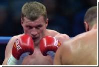 Попавшегося на допинге Поветкина исключат из рейтинга IBF