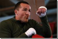 Боксер Лебедев рассказал о намерении стать мэром