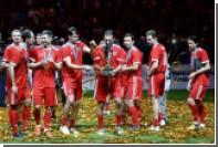 Дубль Широкова помог сборной России девятый раз подряд выиграть Кубок Легенд