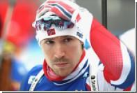 Норвежский биатлонист отказался от поцелуев с невестой из-за боязни заболеть