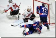 Определились все пары плей-офф Континентальной хоккейной лиги