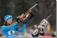 Россиянки заняли десятое место в эстафете на чемпионате мира по биатлону
