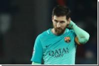 «Барселона» разгромно проиграла в первом матче 1